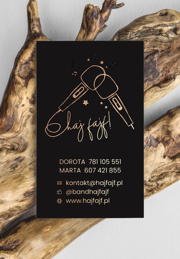 bussines card | HAJ FAJF