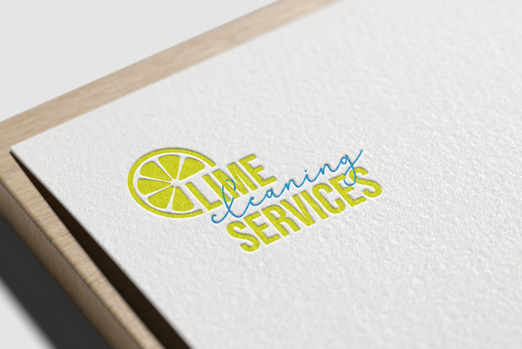 lime cleaning logo